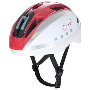 【アイデス(ides)】 新幹線シリーズ キッズヘルメットS (頭囲 53cm-56cm) 全3色 E5系はやぶさ  E7系かがやき E6系こまち 子ども用自転車 幼児車 保育園 幼 teito-shopping 03