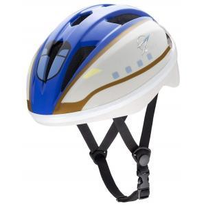 【アイデス(ides)】 新幹線シリーズ キッズヘルメットS (頭囲 53cm-56cm) 全3色 E5系はやぶさ  E7系かがやき E6系こまち 子ども用自転車 幼児車 保育園 幼 teito-shopping 04