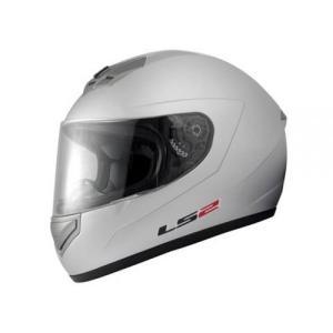 【LS2】 マーズ (MARS) シルバー フルフェイスヘルメット UVカットシールド・バイザー標準装備 【SG規格取得・公道走行可】|teito-shopping