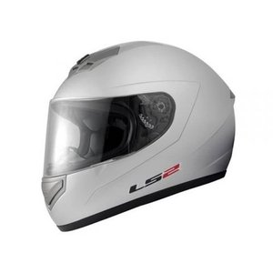 【送料無料】【LS2】 マーズ (MARS) シルバー フルフェイスヘルメット UVカットシールド・バイザー標準装備 【SG規格取得・公道走行可】|teito-shopping