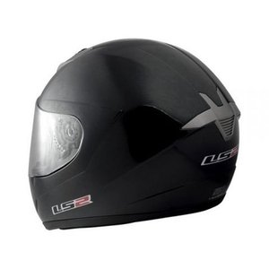 【送料無料】【LS2】 マーズ (MARS) メタリックブラック フルフェイスヘルメット UVカットシールド・バイザー標準装備 【SG規格取得・公道走行可】 teito-shopping 02