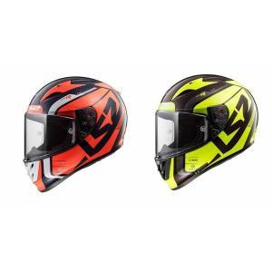 LS2 エルエスツー   SG認証 カーボンフルフェイスヘルメットARROW C EVO グラフィックモデル 日本正規品 S-XL 1196A403|teito-shopping