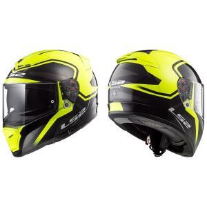 【送料無料】【LS2(エルエスツー)】 国内正規品 SG認定 フルフェイスヘルメット BREAKER(ブレーカー) グラフィックモデル インナーバイザー付 ピンロッ|teito-shopping|04
