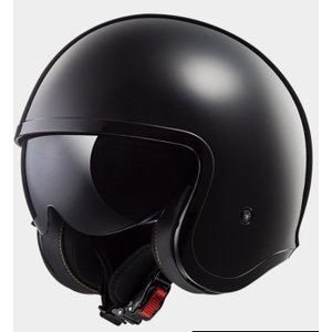 【LS2(エルエスツー)】 国内正規品 SG認定 インナーバイザー付 ジェットヘルメット SPITFIRE(スピリットファイヤ) ソリッドカラータイプ レトロ 【レト teito-shopping 02