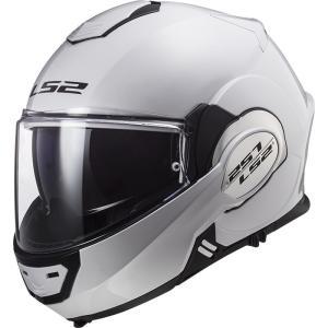 【LS2(エルエスツー)】SG認証 システムヘルメット VALIANT(バリアント)日本正規品 S-XXL ホワイト 14080|teito-shopping