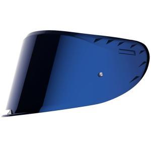 LS2 エルエスツー   4582200068975 CHALLENGER F チャレンジャー エフ 用ピンロックシールド S-15ミラーブルー  ls|teito-shopping