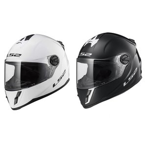 LS2 エルエスツー   ホワイト春頃入荷予定 MFJ公認取得 子供用 小型フルェイスヘルメット F-KIDS ソリッドカラー キッズサイズ  teito-shopping