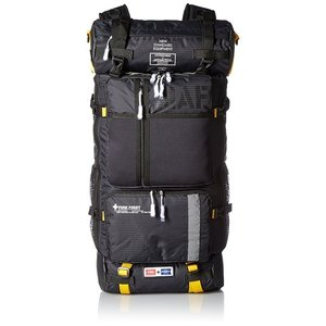アークネスジャパン  FFAT-100 FF-NYLON多機能バックパック レインカバー付き   BK ブラック  アルミ製カラーケージを採用 リフレクター付き teito-shopping