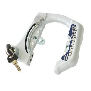 ゴリン  自転車用ロック GR-911 リング錠 ジュニアクロス用  シルバー 自転車の盗難予防に 鍵交換 取り付けバンド : 13mm用、16mm用  自転車の画像
