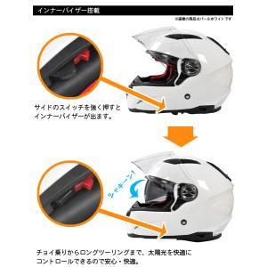 ★送料無料★(THH)  開閉式インナーサンバイザー採用 フルフェイス ヘルメット TS-81  スピード ブラック/フローグリーン Speed BLACK/FLUO GREEN (PSC SG規|teito-shopping|06