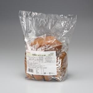 低糖質パン ロールパン 10本 バターロール 小麦ふすま ダイエット 糖質オフ|teitoukoubou|04