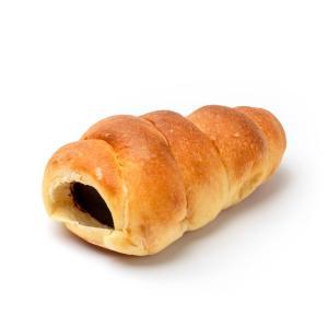 パン低糖質 チョココロネ 4個 糖質制限 ダイエット ダイズ だいず イソフラボン 大豆粉パン 置き...