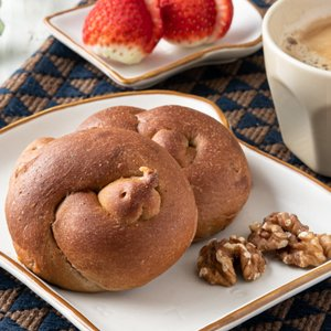 低糖質 パン 低糖質 乳酸菌入ブランパン (くるみ) 8個 /糖質制限 ダイエット 糖質オフ シュガ...