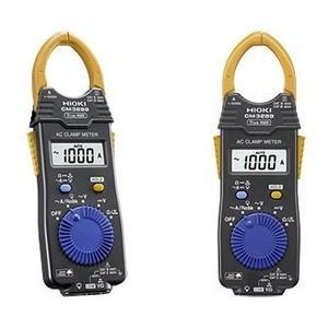●交流電流:42.00〜1000A,3レンジ (40 Hz〜1 kHz,真の実効値整流) ●直流電圧...