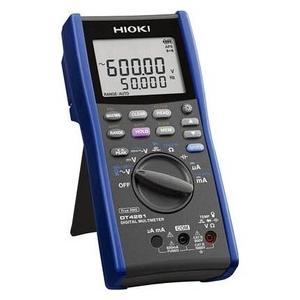 ●直流電圧:60.000mV〜1000.0V、6レンジ ●交流電圧:60.000mV〜1000.0V...