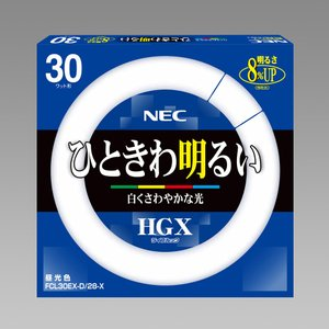 NECライティング FCL30EX-D/28-X 3波長形昼...