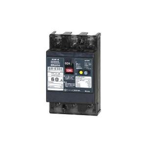テンパール工業 GB-63EC 60A 30MA  漏電遮断器 Eシリーズ (経済タイプ) OC付  63EC6030 『GB63EC60A』|tekarimasenka