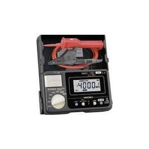 日置電機 HIOKI IR4053-11 太陽光発電システム用絶縁抵抗計 スイッチ付リード付属 『IR405311』|tekarimasenka