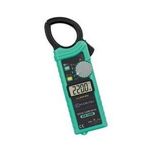 ●測定電圧種:交流・直流 ●測定電流種:交流 ●被測定導体径:最大Φ33mm ●細く薄いティアドロッ...