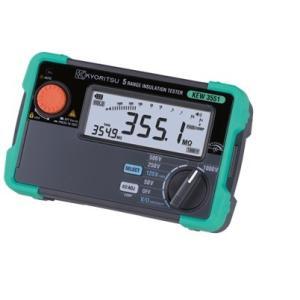 共立電気計器 KEW3551 デジタル絶縁抵抗計 50/100/125/250/500/1000V 『3551共立』『KYORITSU』|tekarimasenka