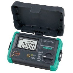 共立電気計器 KEW4105DL  デジタル接地抵抗計 『4105DL共立』  KYORITSU|tekarimasenka