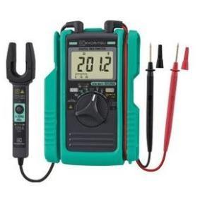 ●直流電圧:600.0mV/6.000/60.00/600.0V(入力インピーダンス:約10MΩ) ...