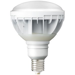 <ポイント2倍> 岩崎電気 LDR40N-H/E39W750 (LDR40NHE39W750) レディオックLEDアイランプ 40W 〈E39口金形〉昼白色 白色塗装|tekarimasenka