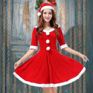 クリスマス 衣装 サンタ コスプレ サンタクロース衣装 パーティードレス レディース サンタ服 仮装 コスチューム