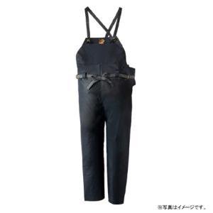 [200円割引クーポンあり]LOGOS (ロゴス) 10061181 クレモナ水産胸当て付ズボン ゴム式  鉄紺1号|telaffy