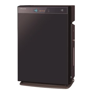 [200円割引クーポンあり]DAIKIN (ダイキン工業) ACK70T-T 加湿ストリーマ空気清浄機 ハイグレードタイプ ビターブラウン ダブル方式|telaffy