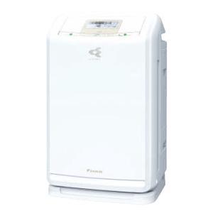 [200円割引クーポンあり]DAIKIN (ダイキン工業) ACZ70T-W 除加湿ストリーマ空気清浄機 クリアフォースZ ホワイト ダブル方式|telaffy