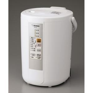 [200円割引クーポンあり]ZOJIRUSHI (象印マホービン) EE-RM50-WA スチーム式加湿器 480mL/h ホワイト★|telaffy