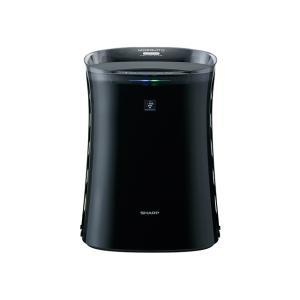 [200円割引クーポンあり]SHARP (シャープ) FU-GK50-B 蚊取空気清浄機 プラズマクラスター搭載 14畳 ブラック系★ telaffy
