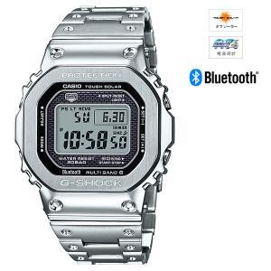 G-SHOCK MULTIBAND6 ソーラー電波時計 Bluetooth通信機能 カシオ計算機(CASIO) GMW-B5000D-1JF★