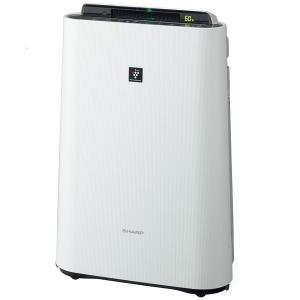 [200円割引クーポンあり]SHARP (シャープ) KC-F70-W 加湿空気清浄機 プラズマクラスター搭載 17畳 ホワイト系★|telaffy