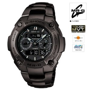 MR-G G-SHOCK TOUGH MVT MULTIBAND6 ソーラー電波時計 CASIO (...