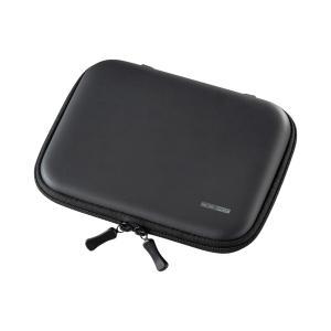 セミハード電子辞書ケース(ブラック) SANWA SUPPLY (サンワサプライ) PDA-EDC31BK|あっと!テラフィ PayPayモール店