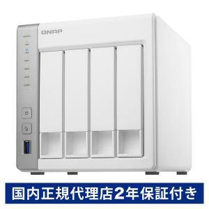 タワー型 4ベイNAS (Alpine AL-212デュアルコアCPU搭載/1GB DDR3) QN...