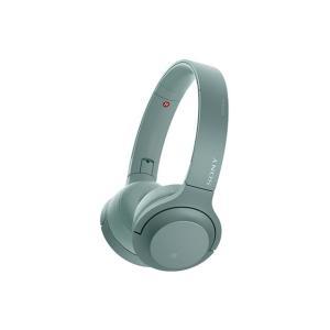 [200円割引クーポンあり]SONY (ソニー) WH-H800-G ワイヤレスステレオヘッドセット h.ear on 2 Mini Wireless ホライズングリーン|telaffy