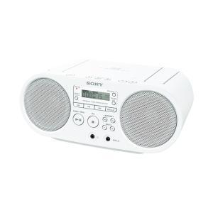 CDラジオ ホワイト SONY (ソニー) ZS...の商品画像