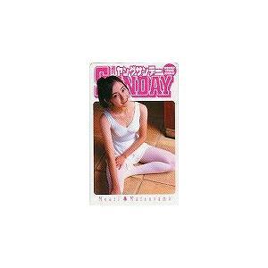 テレホンカード アイドル テレカ 松山メアリ 週刊ヤングサンデー カードショップトレジャー
