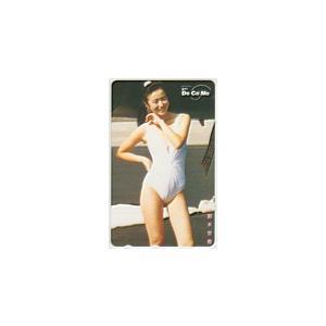 テレホンカード アイドル テレカ 鈴木京香 NTT DoCoMo カードショップトレジャー