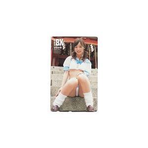 テレホンカード アイドル テレカ 谷麻紗美 BLACK-BOX BX カードショップトレジャー