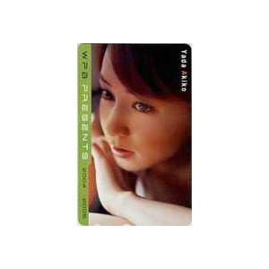 矢田亜希子 プレイボーイ テレカ【美品】...