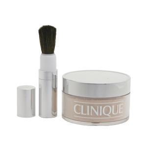 クリニーク CLINIQUE ブレンデッド フェース パウダー #08 35g 化粧品 コスメ BLENDED FACE POWDER AND BRUSH 08|telemedia