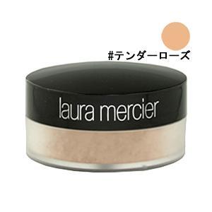ローラ メルシエ LAURA MERCIER ミネラルパウダー #テンダーローズ 9.6g 化粧品 コスメ MINERAL POWDER SPF15 TENDER ROSE|telemedia