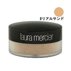 ローラ メルシエ LAURA MERCIER ミネラルパウダー #リアルサンド 9.6g 化粧品 コスメ MINERAL POWDER SPF15 REAL SAND|telemedia