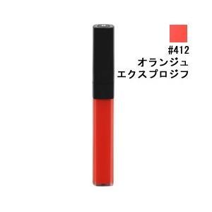 シャネル CHANEL ルージュ ココ リップ ブラッシュ #412 オランジュ エクスプロジフ 5.5g 化粧品 コスメ ROUGE COCO LIP BLUSH 412 ORANGE EXPLOSIF|telemedia|02