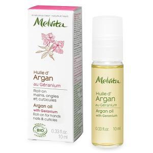 メルヴィータ MELVITA ビオオイル ゼラニウム タッチオイル 10ml 化粧品 コスメ|telemedia