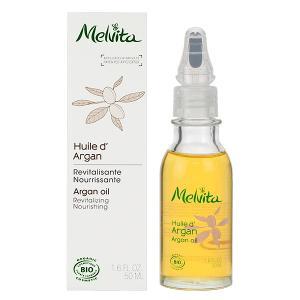 メルヴィータ MELVITA ビオオイル アルガンオイル 50ml 化粧品 コスメ|telemedia